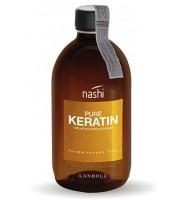 NASHI ARGAN PURE KERATIN NATURAL SMOOTHING THERAPHY 500ML